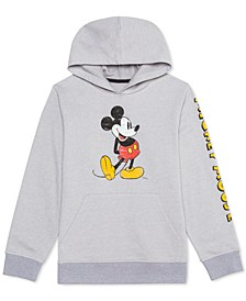 Big Boys Classic Mickey Mouse Hoodie