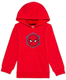 Little Boys Spider-Man Super Hero Club Hoodie