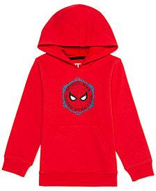 Marvel Toddler Boys Spider-Man Super Hero Club Hoodie