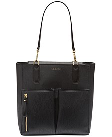 Elaine North South Tote