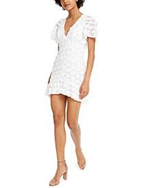 Lou Lace Fit & Flare Dress