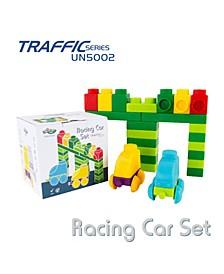 39 Piece Set To Build 2 Race Cars