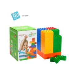 UNiPLAY 40 Large and 80 Small Plump Series 120 Piece Set