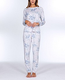 Elie Super Soft Pajama Set