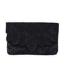 Art Deco Fully Beaded Envelope Clutch