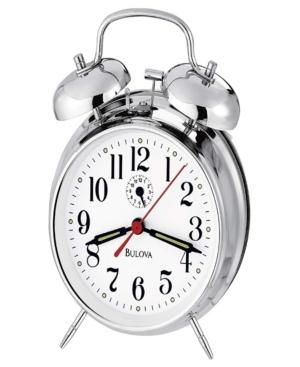 Bulova B8127 Bellman Ii Clock