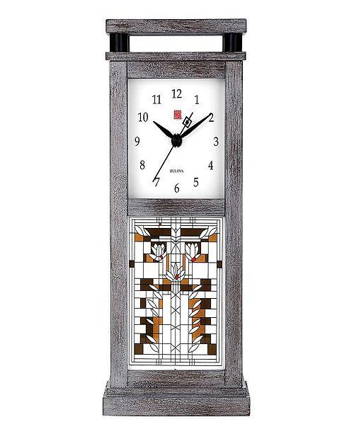 Bulova B4835 Waterlily's Clock
