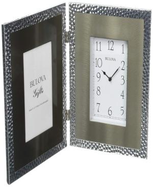 Bulova B1244 Cobblestone Clock