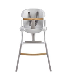 BEABA Beaba Up and Down High Chair with Cushion