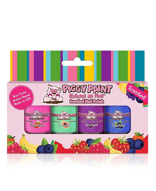 Piggy Paint Scented Fruit Fairy Nail Polish