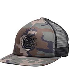 Men's Seal Logo Snapback Trucker Hat
