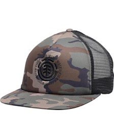 Element Men's Seal Logo Snapback Trucker Hat