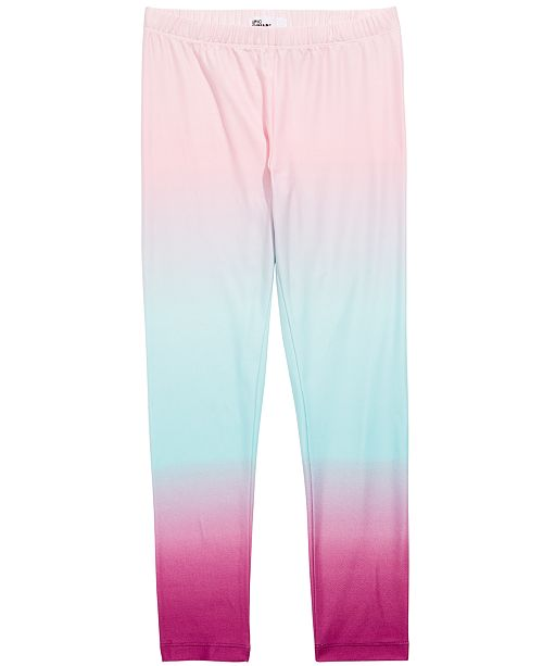 Epic Threads Big Girls Ombré Leggings, Created For Macy's