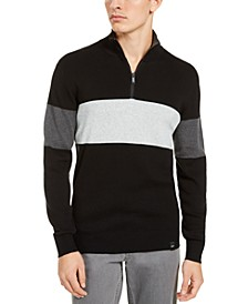 Men's Quarter-Zip Sweatshirt