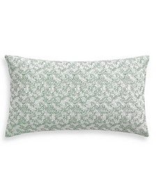 "Meadow 14"" x 24"" Decorative Pillow, Created for Macy's"