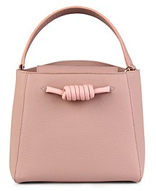 Women's Mini Milan Top Handle Tote Bag