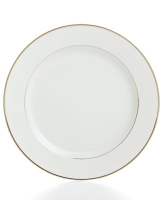 """Cristal""  Salad Plate"