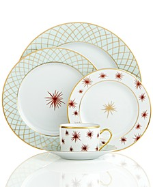 Dinnerware, Etoiles Limoges Collection