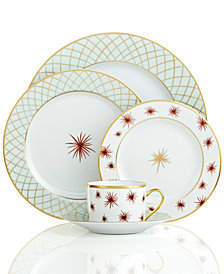 Bernardaud Dinnerware, Etoiles Limoges Collection