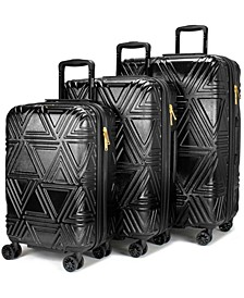 Contour Expandable Hard Spinner Luggage Set