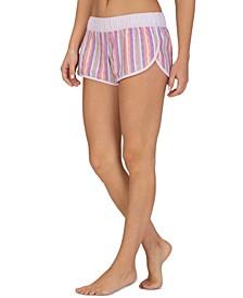 Beachrider Striped Board Shorts