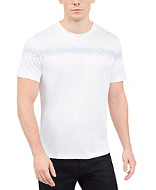 Men's Blur Glass Graphic T-Shirt, Created For Macy's