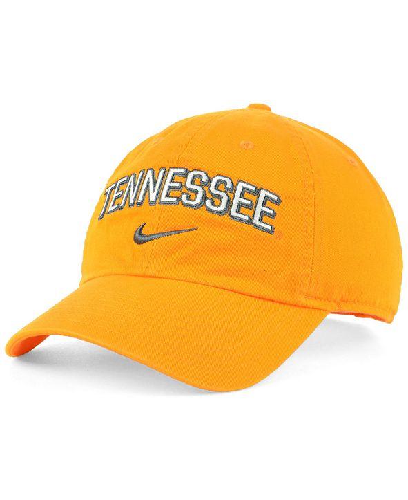 Nike Tennessee Volunteers H86 Wordmark Swoosh Cap