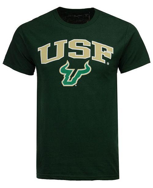 Retro Brand Men's South Florida Bulls Midsize T-Shirt