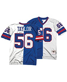 Men's Lawrence Taylor New York Giants Home & Away Split Legacy Jersey