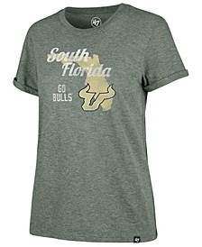 Women's South Florida Bulls Regional Match Triblend T-Shirt
