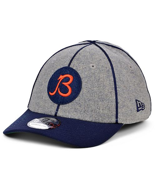 New Era Boys' Chicago Bears On-Field Sideline Home 39THIRTY Cap