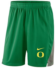 Men's Oregon Ducks Dri-FIT Coaches Shorts