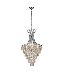 Chique 9 Light Chandelier