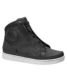 Harley-Davidson Women's Vardon Motorcycle Riding Hi Top Sneaker