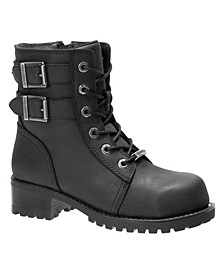 Harley-Davidson Women's Archer Lug Sole Boot