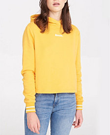 Bench Urbanwear Lily Crop Hooded Sweat