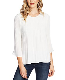 Pleated Swing Top