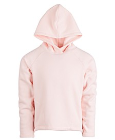Little Girls Solid Hoodie, Created For Macy's