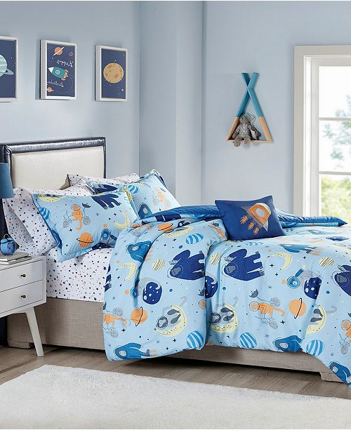 JLA Home Ace 5-Pc. Twin Comforter Set