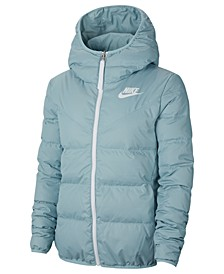 Women's Sportswear Reversible Down Jacket