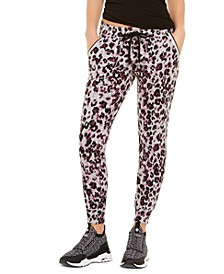 Calvin Klein Leopard Performance Joggers