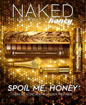 5-Pc. Naked Honey Drop Vault