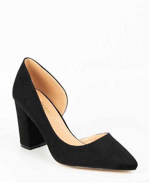 Catherine Malandrino Rico D'Orsay Pump Shoe
