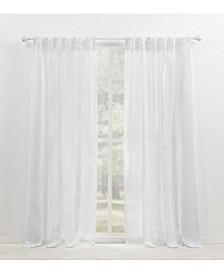 "Engel Solid Tab/Rod Pocket Curtain Panel, 54"" x 108"""