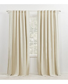 """Leanne Tab/Rod Pocket Curtain Panel, 50"""" x 84"""""""