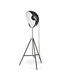 "Jumbo Studio Tripod 72"" Metal Floor Lamp"