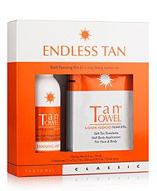 TanTowel Endless Tan Set - Classic