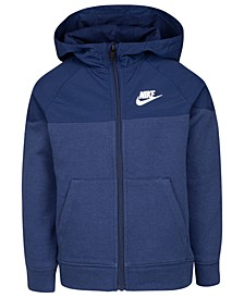Little Boys Dri-FIT Advance15 Knit Zip-Up Hoodie