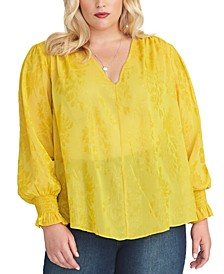 Trendy Plus Size Lulu Top