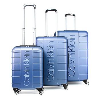 Calvin Klein Bowery 3-Piece Hardside Luggage Set